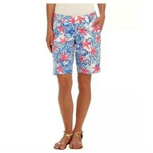 Lilly Pulitzer She She Shells Chipper Shorts